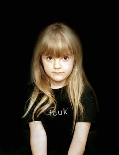 FCUK girl