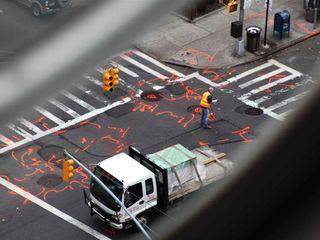 1 - Utility line painter