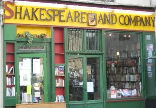 Shakespeareandcompanyparis