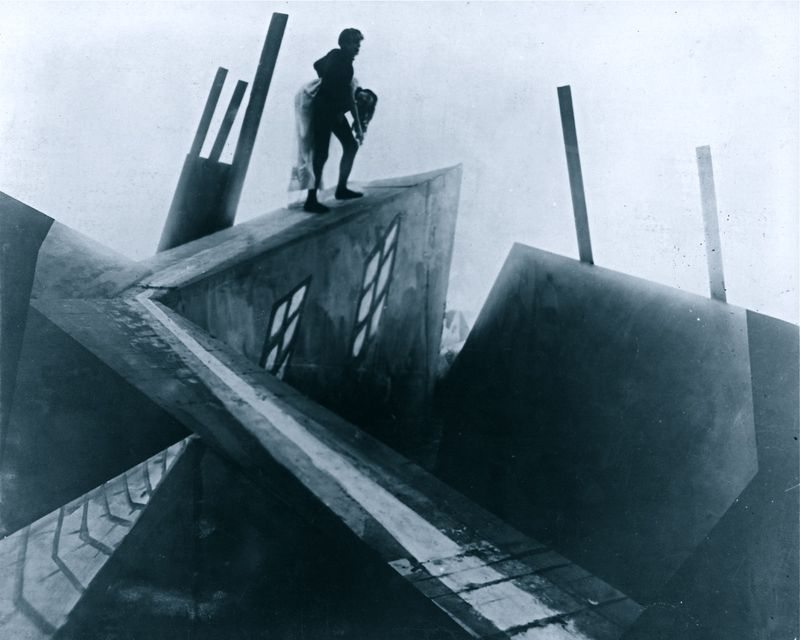 The Cabinet of Dr. Caligari 1919