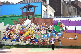 Asterix-mural (2)