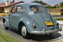 C. 1958 VW Beatle