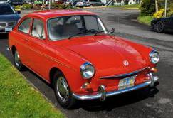 E. 1974 VW 1600TL