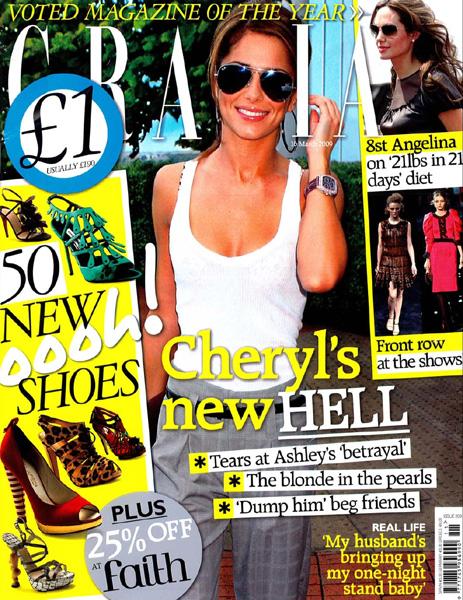 Cheryl-Cole-Grazia-Front-Cover Cheryl Cole
