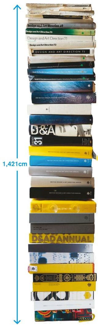 D&AD Annual pile_Layout 1