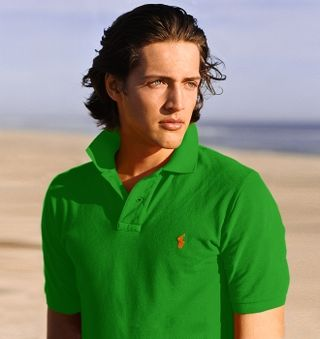 Ralph-Lauren-Deep-Green-Mens-Cotton-Mesh-Polo-Shirt-1