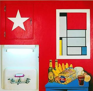 'Still_Life_-20',_mixed_media_work_by_--Tom_Wesselmann--,_1962,_--Albright-Knox_Gallery--