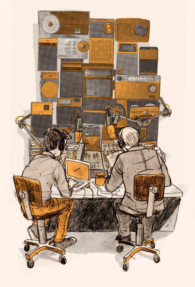 RadioLab poster-Web