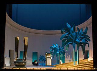 Set design for the Met's new Armida