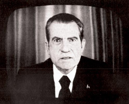 Nixon-on-tv-1973