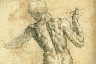Michelangelo_Study-for-The-Battle-of-Cascina