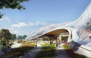 Bjarke-ingels-group-BIG-thomas-heatherwick-google-headquarters-mountain-view-designboom-01