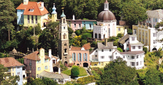 Portmeirion-Village