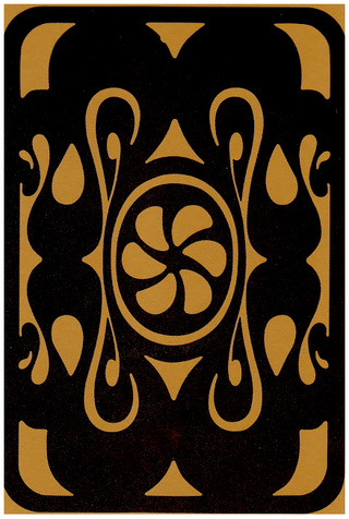 Biba packaging logo designed by Antony Little (1966).