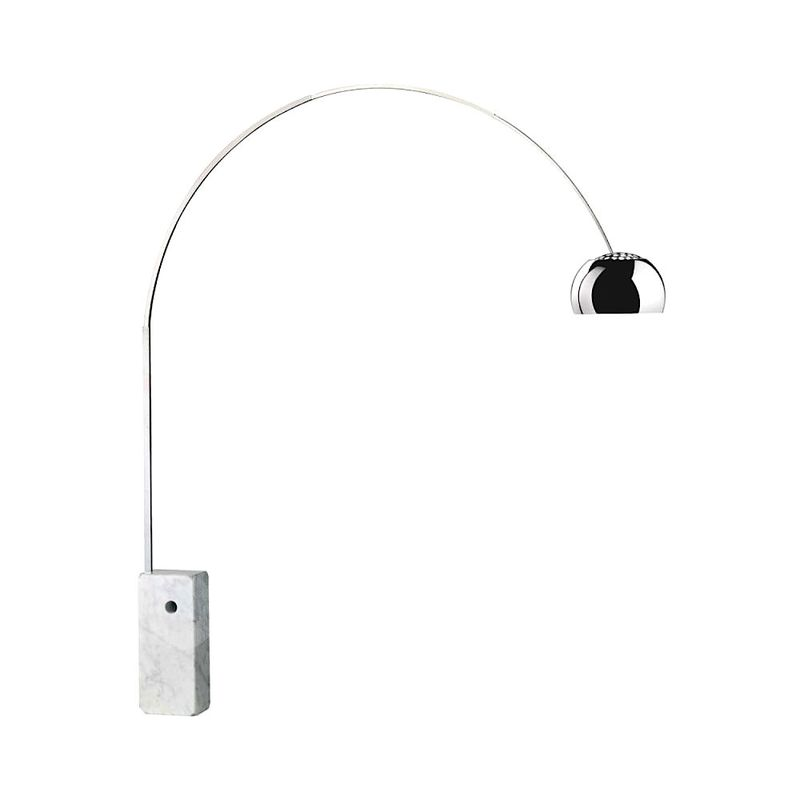 Achillie lampada-arco-1962