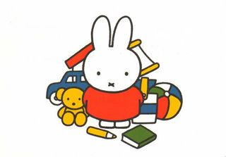 Dick-bruna-miffy-toys