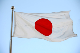 Graphics wallpapers Flag of Japan (4)