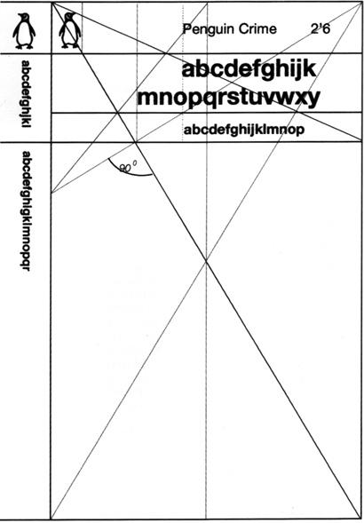 Penguin-grid-romek-marber-1961